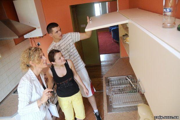 Проживание в общежитии