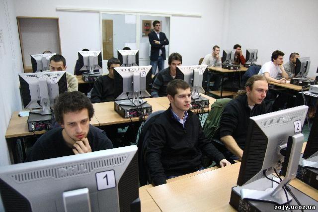 Студенты и выпускники Щецинской морской академии
