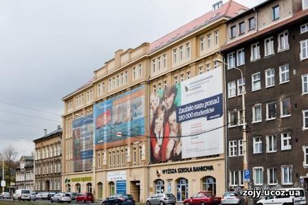 Высшая банковая школа в Щецине